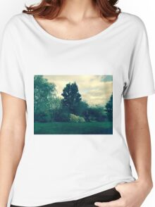 The Trees and The Sky Women's Relaxed Fit T-Shirt