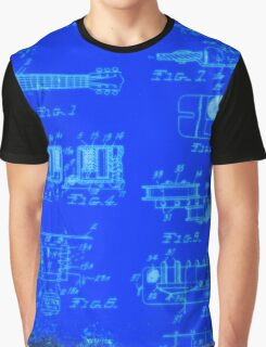 Gibson PAF Guitar Pickups  Graphic T-Shirt