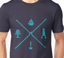 Sub-aquatic Compass Unisex T-Shirt