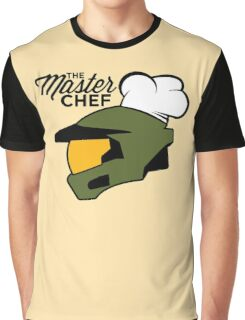 The Master Chef Graphic T-Shirt