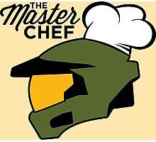 The Master Chef Photographic Print