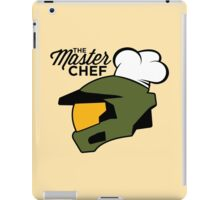 The Master Chef iPad Case/Skin