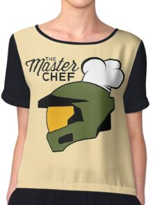 The Master Chef Chiffon Top