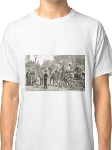 Victorian Style Congestion in London Classic T-Shirt