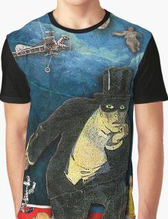The Zeitgeist - from TINKER'S DAMN TAROT Graphic T-Shirt