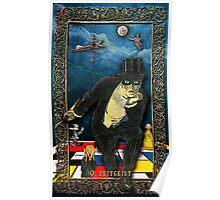 The Zeitgeist - from TINKER'S DAMN TAROT Poster