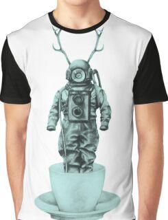 Deep Sea Crazy Surreal Graphic T-Shirt