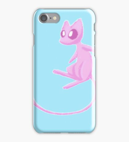 Mew! iPhone Case/Skin