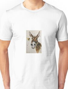 Funny Donkey and Bumble bee Unisex T-Shirt