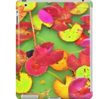 Lily Pad Faces iPad Case/Skin