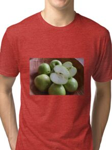 Apples Tri-blend T-Shirt
