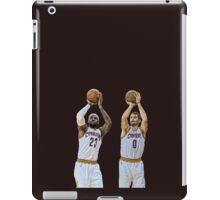 Lebron James Kevin Love NBA Cleveland Cavaliers iPad Case/Skin