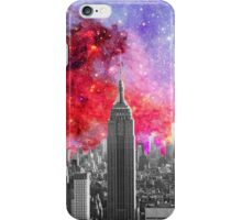 NEBULA NEW YORK iPhone Case/Skin