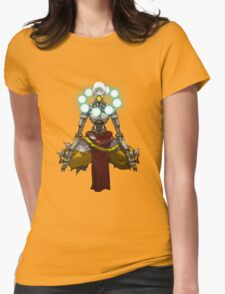Zenyatta Womens Fitted T-Shirt