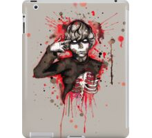 The World Is A Filthy Place iPad Case/Skin