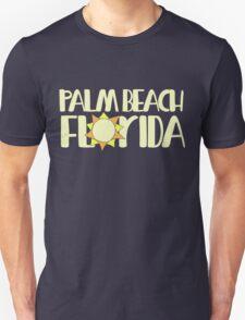Palm Beach Florida Unisex T-Shirt
