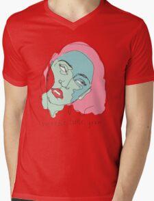 sweetie little jean Mens V-Neck T-Shirt