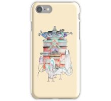 Studio Ghibli - Spirited Away iPhone Case/Skin