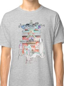 Studio Ghibli - Spirited Away Classic T-Shirt