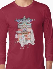 Studio Ghibli - Spirited Away Long Sleeve T-Shirt