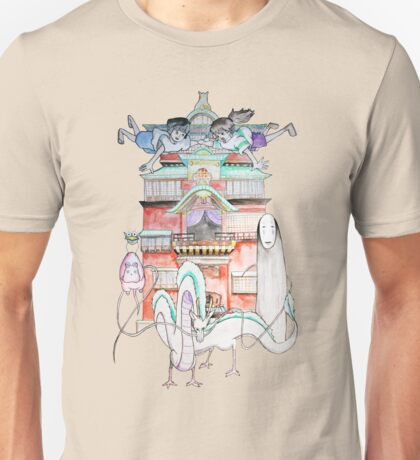 Studio Ghibli - Spirited Away Unisex T-Shirt