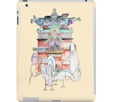 Studio Ghibli - Spirited Away iPad Case/Skin