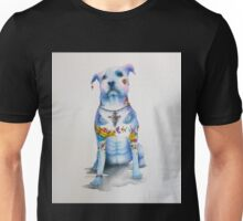 Pit Bull Tattoo Dog Unisex T-Shirt