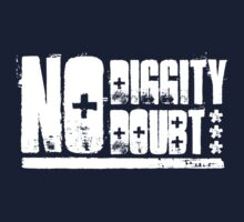 """No Diggity - No Doubt"" - Light One Piece - Long Sleeve"
