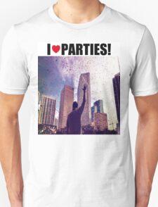 I Love Parties T-Shirt