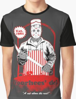 Voorhees' Deli Graphic T-Shirt