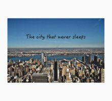New York One Piece - Short Sleeve
