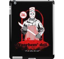 Voorhees' Deli iPad Case/Skin
