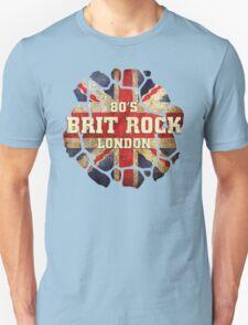 80's Brit Rock London Unisex T-Shirt