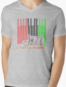 a tribe called quest - jazz Mens V-Neck T-Shirt