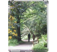 Springtime at Stourhead iPad Case/Skin