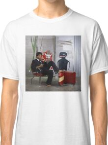 Jean-Michael Baquiat photograph  Classic T-Shirt