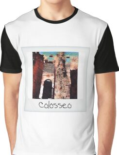 Colosseo Roma  Graphic T-Shirt
