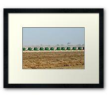 World Harvest For Kids Framed Print