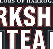 Yorkshire Tea Sticker