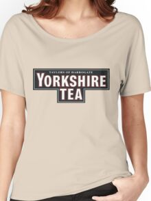 Yorkshire Tea Women's Relaxed Fit T-Shirt
