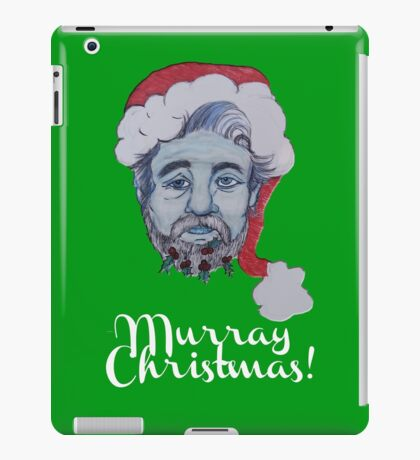 Murray Christmas! iPad Case/Skin