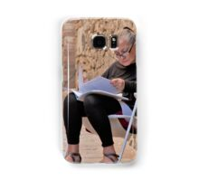 Virtual Office  Samsung Galaxy Case/Skin