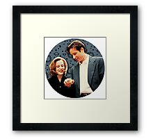 Touchstone. Framed Print