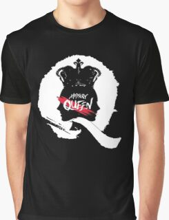 HISTORY -  'Queen' Logo Graphic T-Shirt