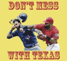 don't mess with texas One Piece - Short Sleeve
