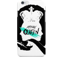 HISTORY - 'Queen' Logo Inverted iPhone Case/Skin