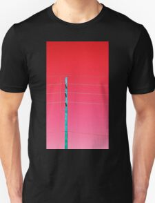 Telephone Pole (ViewsFromTheAether) Unisex T-Shirt