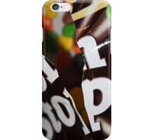 Non Stop Chocolate iPhone Case/Skin