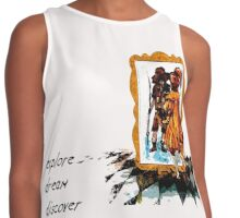 The Prince and the Pauper  Contrast Tank