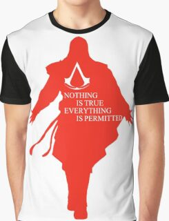 Nothing is true Graphic T-Shirt